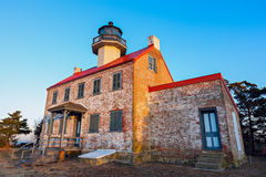East Point Lighthouse Stock Photography