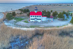East Point Lighthouse Royalty Free Stock Images