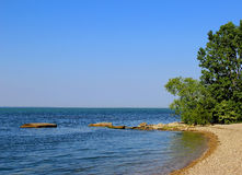 Free East Point, South Bass Island Royalty Free Stock Photo - 25680485