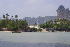 East Railay Stock Image