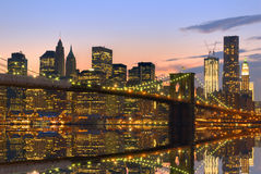 East River Stock Photography