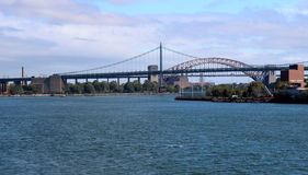 East River imagenes de archivo