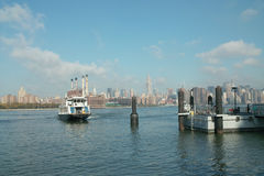 East River New York City Stock Images