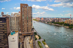 East River View Royalty Free Stock Image