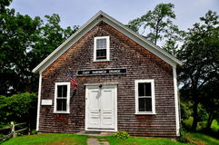 East Sandwich, MA: E. Sandwich Grange Hall Stock Images