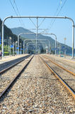 East Sea Train Station, Jeongdongjin Stock Photography