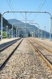 East Sea Train Station, Jeongdongjin Stock Photography