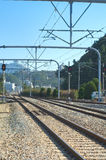 East Sea Train Station, Jeongdongjin Stock Images
