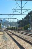 East Sea Train Station, Jeongdongjin Stock Images