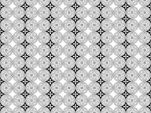 East seamless pattern Stock Photos