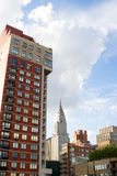East Side buildings, NYC Royalty Free Stock Image