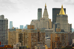 East Side buldings, New York Royalty Free Stock Photo