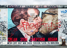 East Side Gallery Royalty Free Stock Photos