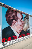 East Side Gallery Stock Photos