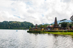 East Side, Pura Ulun Danau Bratan Stock Photo