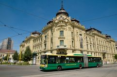 East Slovak museum in Košice royalty free stock images