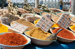 East spices Stock Photography
