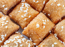 East sweets Stock Photography