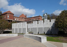 East Tennessee Veterans Memorial Royalty Free Stock Photos