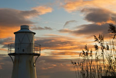 East Usk Lighthouse Royalty Free Stock Images