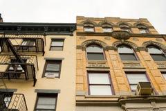 East Village Apartments, New York Royalty Free Stock Photos
