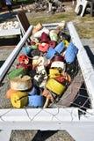 East virginia usa nautical market Royalty Free Stock Images