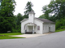 Eastatoe Baptist Church Royalty Free Stock Photography