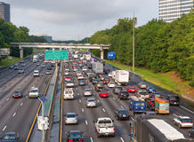 285 Eastbound Obrazy Royalty Free