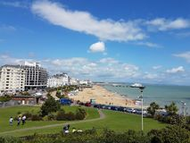 Eastbourne Stockfotos