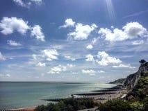 Eastbourne Foto de Stock