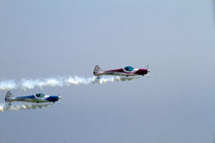 Eastbourne 2012 aéroporté Photo stock