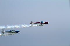 Eastbourne 2012 transportado por via aérea foto de stock