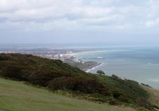 Eastbourne stock photography