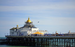 Eastbourne Airshow 2016 UK Royalty Free Stock Image