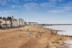 Eastbourne Royalty Free Stock Photography
