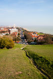 Eastbourne city, England. Royalty Free Stock Photos
