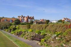 Eastbourne city, UK. Royalty Free Stock Photo