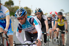 Eastbourne Cycling Festival - 4th Category Road Race Stock Photos