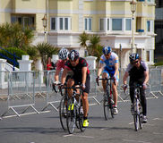 Eastbourne Cycling Festival - 4th Category Road Race Stock Photo
