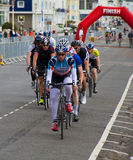 Eastbourne Cycling Festival - 4th Category Road Race Royalty Free Stock Photography