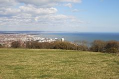 Eastbourne. East Sussex. England Stock Photos