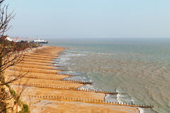 Eastbourne, East Sussex, England. Stock Image