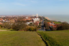 Eastbourne, East Sussex, England. Royalty Free Stock Photography