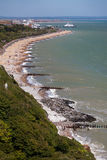 EASTBOURNE, EAST SUSSEX/UK - JUNE 3 : View of the promenade at E Stock Images