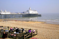 Eastbourne, East Sussex, UK. Royalty Free Stock Images