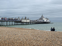 Eastbourne-Pier Stockfoto