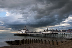 Eastbourne Pier Stock Image