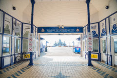 Free Eastbourne Pier Royalty Free Stock Photo - 71879875