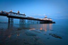Eastbourne pier. Stock Photos