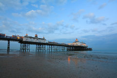 Eastbourne pier. Royalty Free Stock Photography